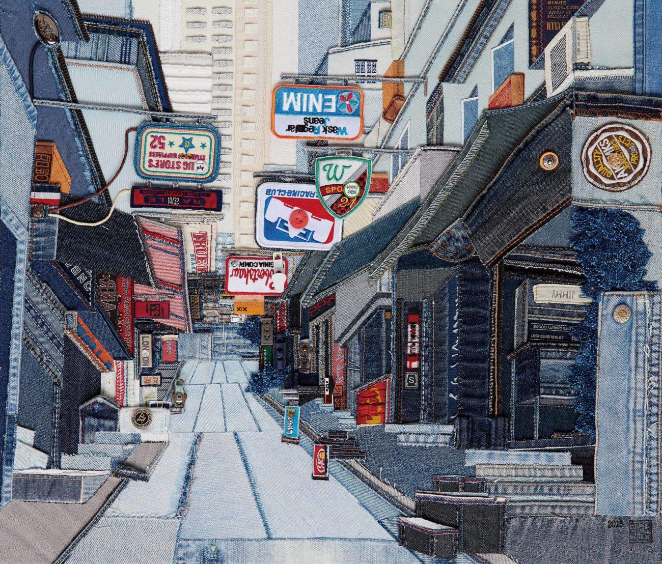 Hong Kong Soho Street, 2013 - Handwerkwereld