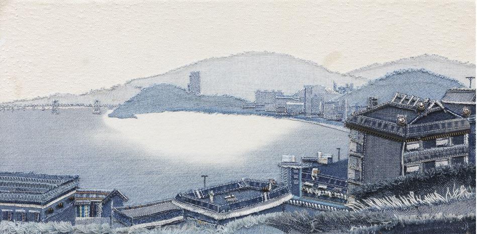 Zonder titel, 2003, 50,7 x 25 cm - Handwerkwereld