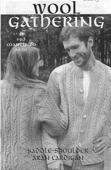 Wool Gathering maart 2000 - Handwerkwereld