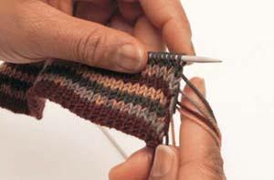 Fair Isle sokken stap 1 - Handwerkwereld