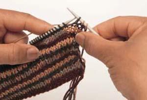 Fair Isle sokken stap 2 - Handwerkwereld