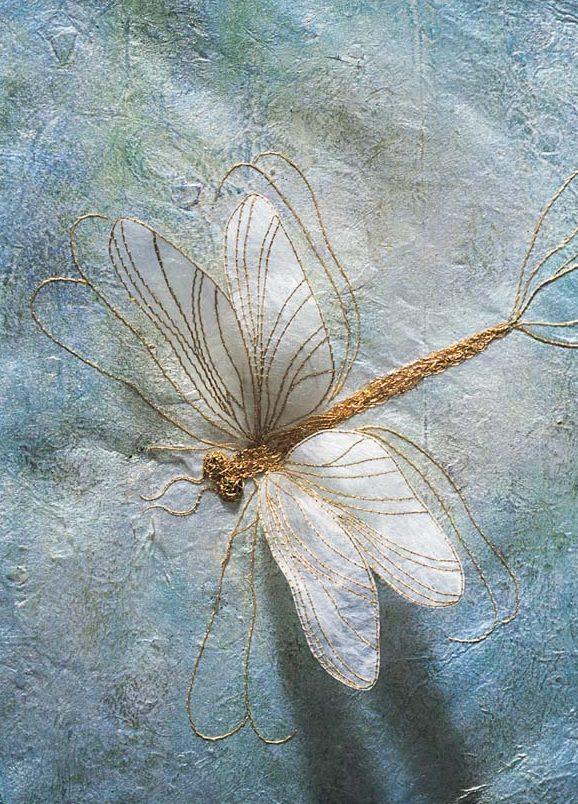 Jane Hall libelle - Handwerkwereld