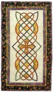 Quilt in Keltische stijl - Handwerkwereld