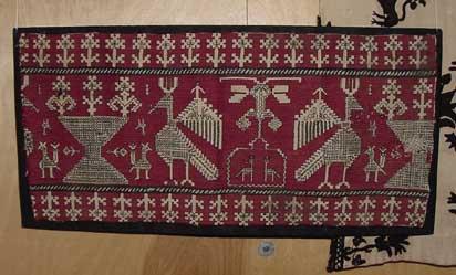 Borduurwerk uit Azemmour - Marokkaans borduren - Handwerkwereld