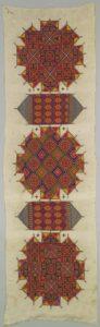 Borduurwerk uit Chechaouen Arid - Marokkaans borduren - Handwerkwereld
