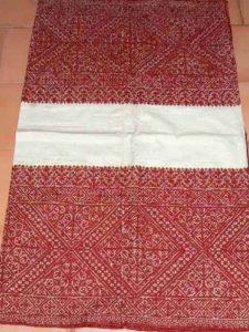 Borduurwerk uit de 19de eeuw uit Fez - Handwerkwereld