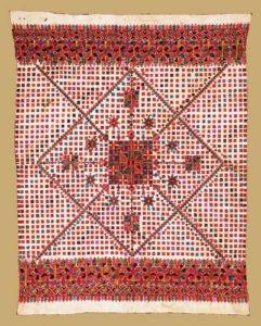 Borduurwerk uit Mèknes - Marokkaans borduren - Handwerkwereld