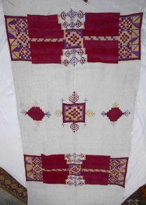 Borduurwerk uit Salé - Marokkaans borduren - Handwerkwereld