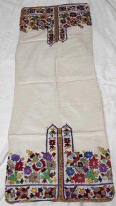 Kussenhoes uit Tetouan - Marokkaans borduren - Handwerkwereld