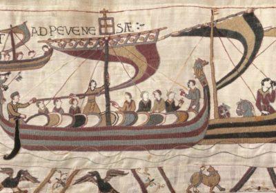 Restauratie van de Tapisserie de Bayeux - Handwerkwereld