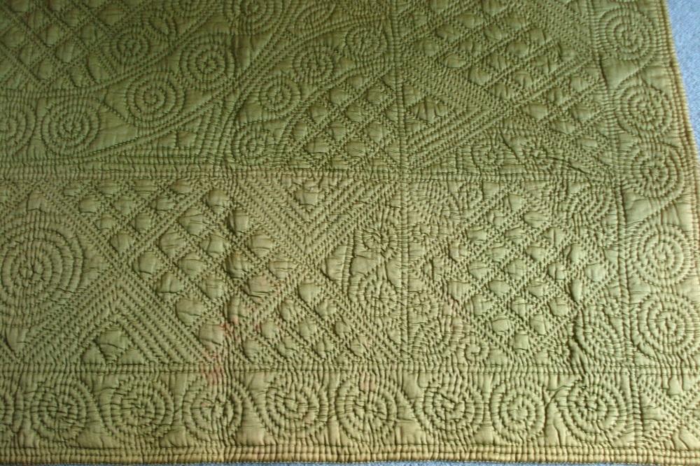 Welsh quilt met verschillende patronen - Handwerkwereld