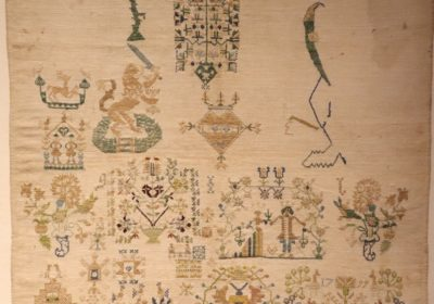 Merklap - oudste merklappen Bevelanden - Handwerkwereld